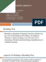 Languange Assesment Reading