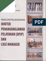 Panduan Pelaksanaan DPJP & MPP