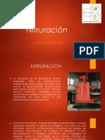 Nitruración