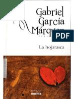 La Hojarasca - Gabriel García Márquez