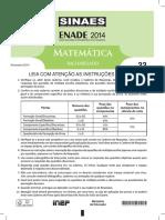 ENADE - 33_matematica_bacharelado.pdf