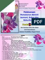 Pelaksanaan Pajsk Negeri Perak 2018
