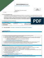 3° U-5sec-SESIÓN DE APRENDIZAJE 01  PF-RH .docx