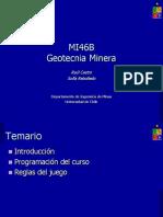 GE701 Yacimientos de Minerales 16
