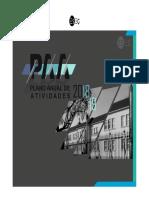 Plano Atividades 2018/2019
