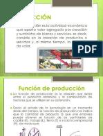 Teoria de La Produccion en Power Point