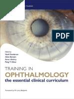 Training in Ophthalmology - 9780199237593.pdf