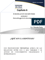 II Parcial Capitulo 6