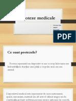 Proteze medicale