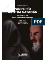 Padre Pío contra Satanás_ Historias de santos endemoniados - Marco Tosatti.pdf
