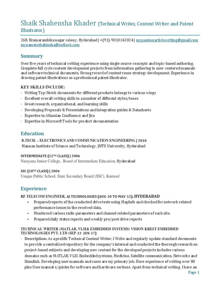 Resume | Documentation | Patent