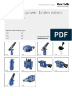 Operation Power Brake Valve