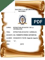 ESTRUCTURA DE DATOS - AZTONITAS.docx