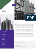 Case Study Jin Mao Tower Shanghai