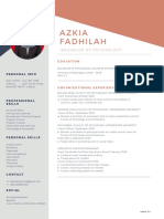 CV Azkia Fadhilah - 1