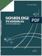 Sosiologi Pendidikan (Teori dan Aplikasinya).pdf