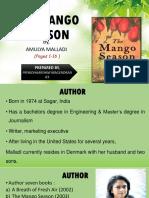 1.Priya r3 the Mango Season