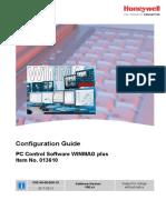WINMAG Plus V06 Configuration Guide