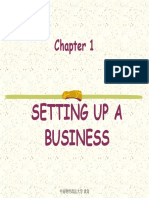 C01-Setting Up a Business