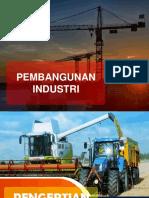 Pembangunan Industri