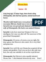 Dhruva Story-suruchi Suniti