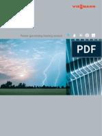 Power Generating Heating System