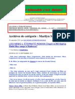 E.MAIL HTTP LE-TROUVEUR-INLASSABLE-C-BELOM.BLOGSPOT.COM PAGE N° 82 - 2019 MERCREDI 08 05 2019