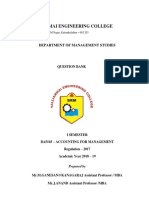 BA5103-Accounting for Management
