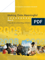 Making Data Meaningful. Part 2