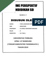 Resume Modul 5 - 8