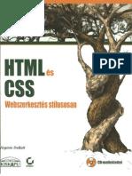 HTML és CSS webszerkesztés stílusosan