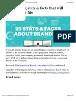 Branding Stats 2019