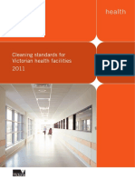 Cleaning Standards for Victorian Health Facilities 20110831 - PDF
