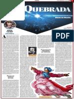 Luz Quebrada, artigo de Batista Custódio