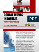 Profile PT. Double Waves Indonesia
