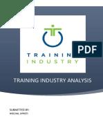 Training Market Analysis