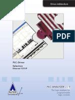 PLC-Driver (V5) Selectron - Ethernet TCP-IP