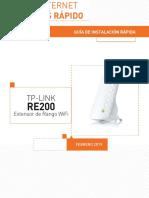 Guia de Usuario TP-Link RE200 V2 AC750
