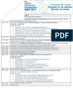 Pits 2017 Agenda