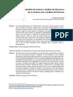 os desafios de ensinar AD e se ensnar com AD.pdf