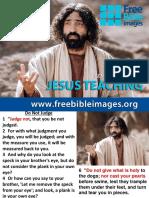 7. Sermon on the Mount Part 4