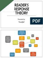 Classroom Task - Reader's Response