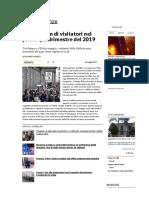 Uffizi, Boom Di Visitatori Nel Primo Quadrimestre Del 2019 - Repubblica.it