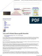 Acne and Its Related Homoeopathic Remedies -.pdf