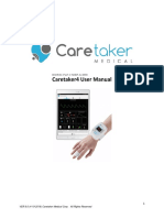 NIBP a MRI CareTaker4 Guide