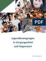 Portfolioarbeit - Jugendgruppen in Vergangenheit und Gegenwart