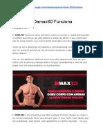 Como FUNCIONA o Programa Dmax60 Do Queima Diária