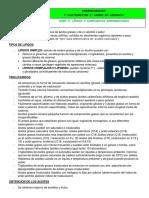 Apuntes Tema 11- Lípidos y Compuestos Emparentados