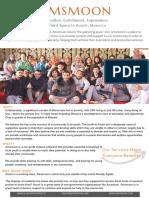 Amsmoon Nonprofit's Advanced Information Sheet