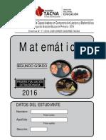 2º Grado Mat Extraordinaria 2016 (2)